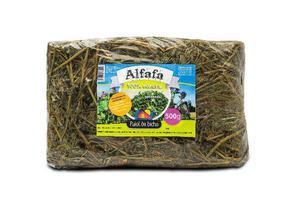 Alfafa prensada- hamster, chinchilas, etc