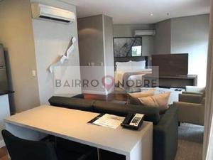 Apartamento com 1 suíte na Vila Olímpia