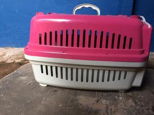 Caixa de transporte animal