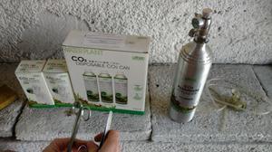 Cilindro co2 ista 1l +kit co2 spray