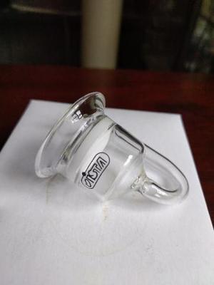 Difusor co2 de vidro para aquario plantado