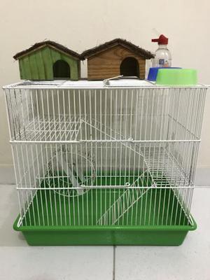 Gaiola de hamster, ratinho, rato