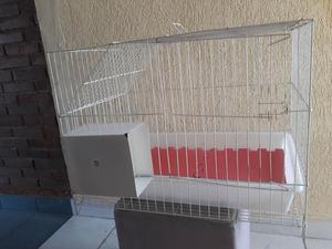 Gaiola para coelho/hamster