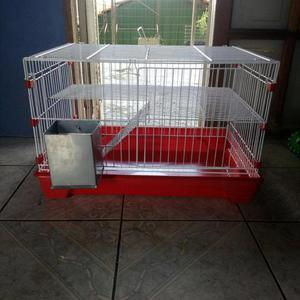 Gaiola para mini coelho/ rato twister