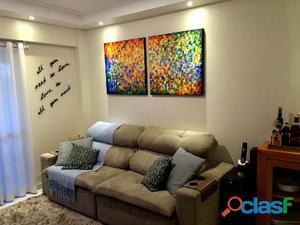 quadros originais alegres e coloridos pintados a mão para sua decoração