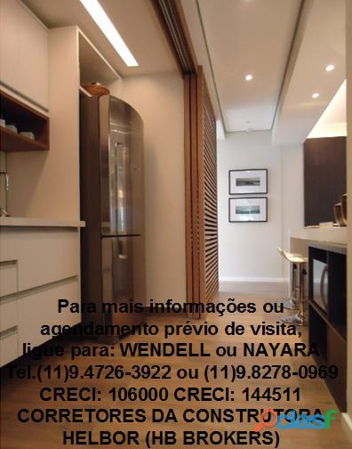 Apartamento pronto 118 m 3 suítes 2 vagas Ideale Torre única 14