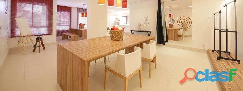 Apartamento pronto 118 m 3 suítes 2 vagas Ideale Torre única 3