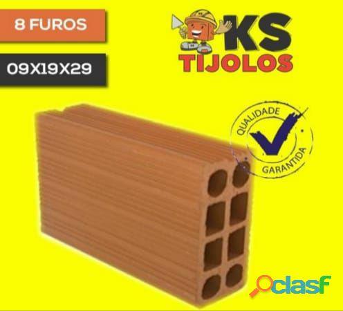 Tijolos Ks (31)3533 2122.