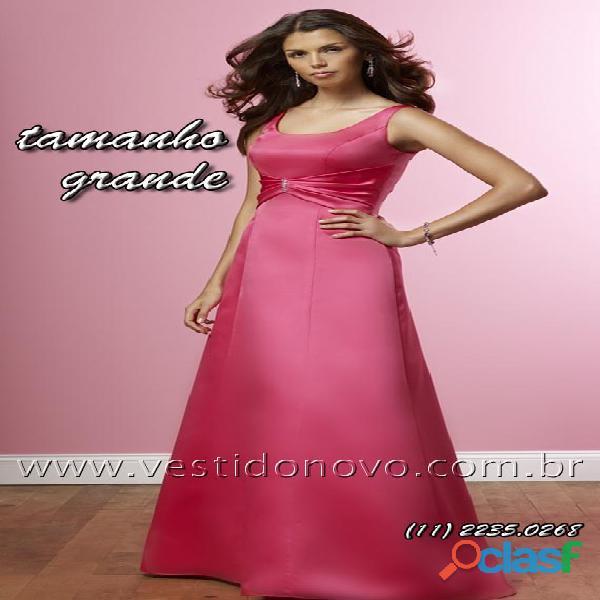 Vestido madrinha casamento classico e elegante na cor pink, aclimação vila mariana