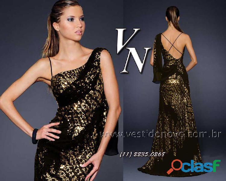 Vestido preto e dourado formatura, aclimação zona sul