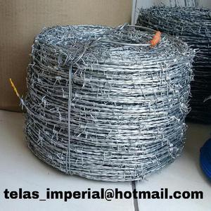 Telas alambrado imperial