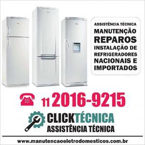 Assistência especializada para manutenção, instalação,