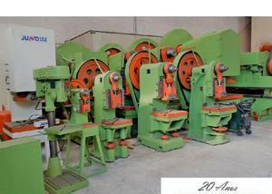 Prensa excentrica 45 ton msl - souza com garantia