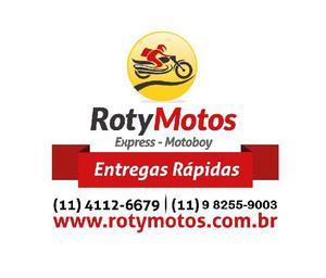 Motoboy rotymotos express