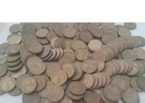 Compro 30 kg de moedas de 1000 réis de bronze pago r$1200