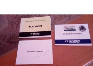 Hyundai tucson gl 2.0 2007 automática - muito nova