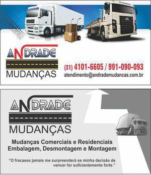 Empresa especializada em mudança comercial e residencial,