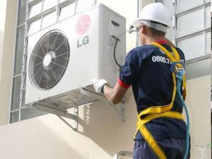 Instalação ar condicionado r$200