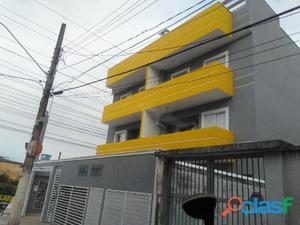 Cobertura Sem Condomínio 2 Dormitórios 2 Vagas 88 m² em Santo André   Vila Floresta.