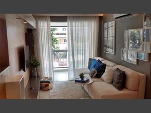 Recreio dos bandeirantes, 3 quartos, 1 vaga, 77 m² rua tim