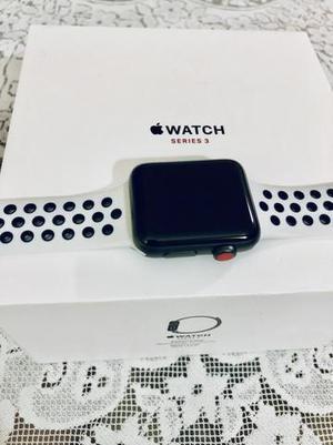 Apple watch série 3 (gps + celular)