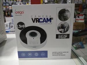 Camera de vigilância 360° wireless - lançamento! hoje e