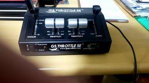 Console de Manetes GS Produtos para Simuladores de Vôo !