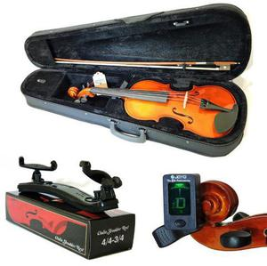 Kit Violino Barth Nt 4/4 com
