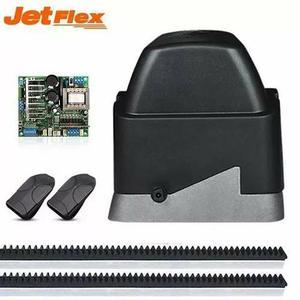 Kit portão eletrônico dz home jetflex ppa