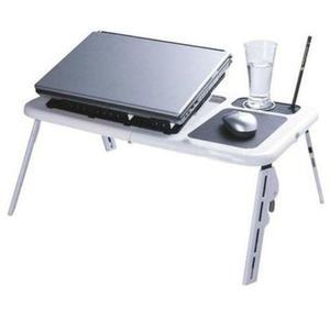 Mesa portátil para notebook dobrável suporte base para