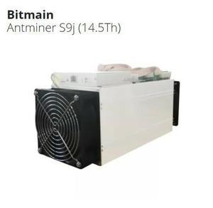 Nova - pronta entrega - mineradora de bitcoin antminer s9j