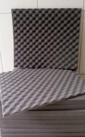 Placas de espuma 3,5cm,para isolameto acústico