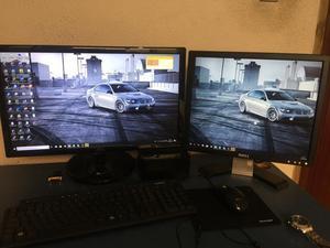 Super pc gamer, ssd, 16 gb memória e 2 telas