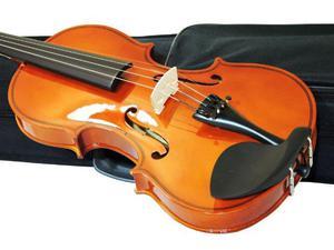 Violino barth nt bright 4/4 - com estojo + arco + breu -