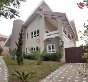 Casa para aluguel em condomínio vista alegre - sede
