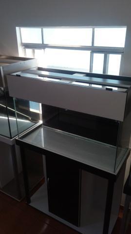 Aquario 200l c/móvel direto do fabricante! r$949,00