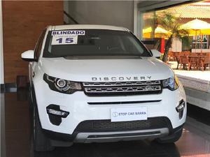Land Rover Discovery Sport 2015 2.0 16V SI4 TURBO GASOLINA
