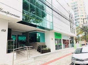 Sala comercial no Centro de Balneário Camboriú 106m² de