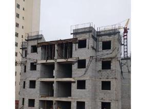 Apartamento 2 dormitórios - santo andre - sp - em obras