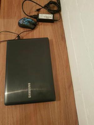 Notebook Samsung i3 novíssimo