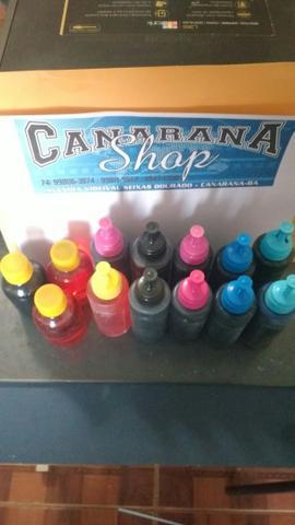 Tinta epson 100 ml