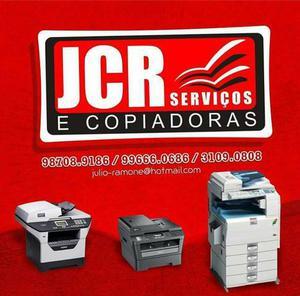 Venda e locação.jcr copiadoras é a solução