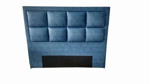 Cabeceira tainá azul-