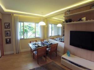 Campo limpo - apartamento novo - 2 dormitórios, 1 vaga -