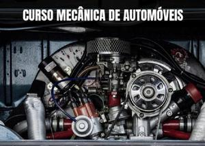Curso mecânico de automóvel completo