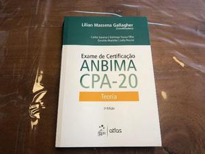 Exame de certificação anbima cpa-20 - teoria - 2a edição