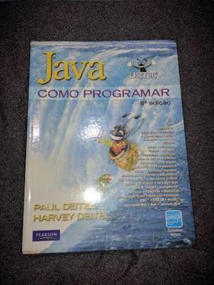 Java como programar - deitel - 8° edição