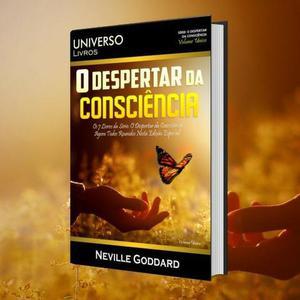 O despertar da consciência - livro