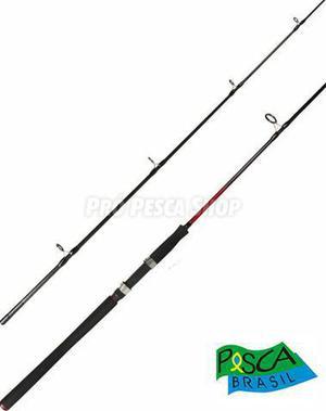 Vara pesca brasil molinete (2,10m - 2p - 40lbs)