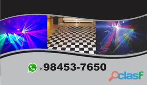 Nosso eventos dj,som,iluminação,telão,retro… 11 98453 7650 whats